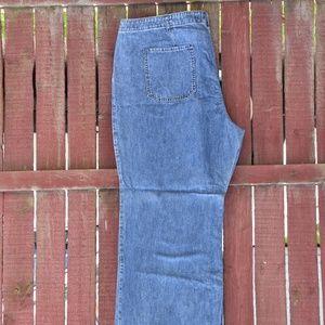 Tommy Hilfiger Woman Jean Bootcut/Trouser 24W